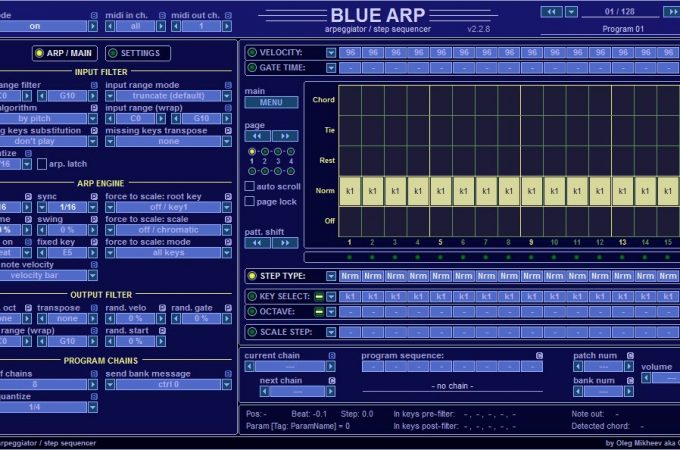 Reaching Out For The Proficient Arpeggiator VST Plugin